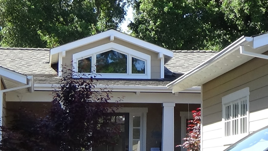 New Shingle Composition Roof